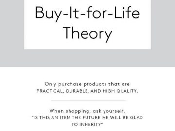 Buy For Life