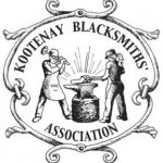 Kootenay Blacksmith Association Logo